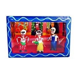 Boîte vitrine L'atelier de Frida et Diego