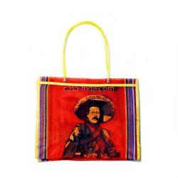 Sac cabas Pancho Villa rouge