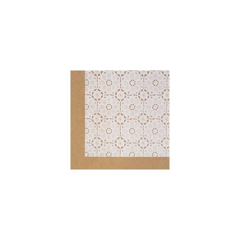 adhesivo decorativo encaje rollo de papel adhesivo
