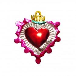 """Ex Voto Coeur Sacré - """"Sagrado Corazón"""""""