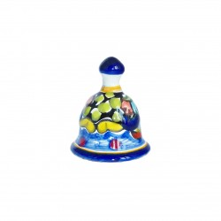 Cloche en Talavera de Puebla - Objet de collection Mexique - Casa Frida
