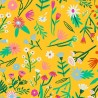 Oilcloth Flower Field