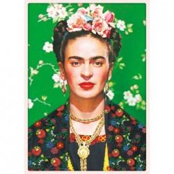 Poster Frida Kahlo Vert