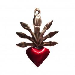 Petit coeur sacré Arums