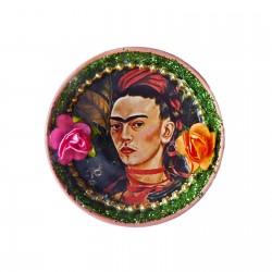 Magnet Frida Kahlo Autoportait au Singe