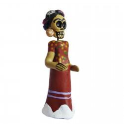 Figurine calavera Frida