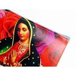 Pochette Vierge de Guadalupe