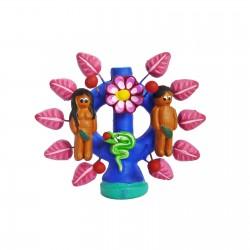 Mini arbre de vie Adam et Eve Rose