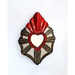 """Miroir Coeur Sacré """"Sagrado Corazón"""""""