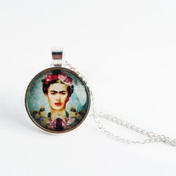 Collar Frida con amatista
