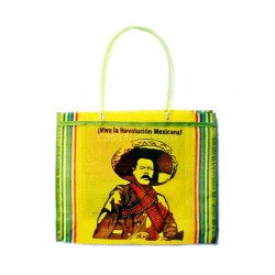 Pancho Villa market bag yellow