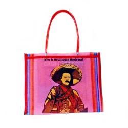 Pancho Villa market bag pink