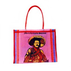Sac cabas Pancho Villa rose