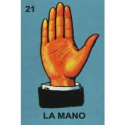 Cahier La Mano