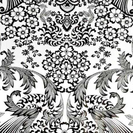 Black Eden oilcloth