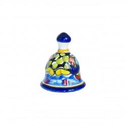 Talavera de Puebla bell - Mexican collectible item - Casa Frida