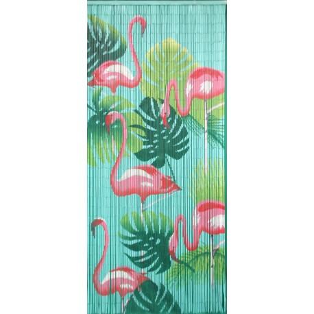 Door curtain Flamingo