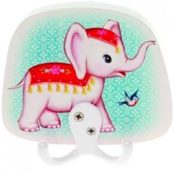 Gancho de madera Elefante - Kitsch Kichen - Por niños - Casa Frida