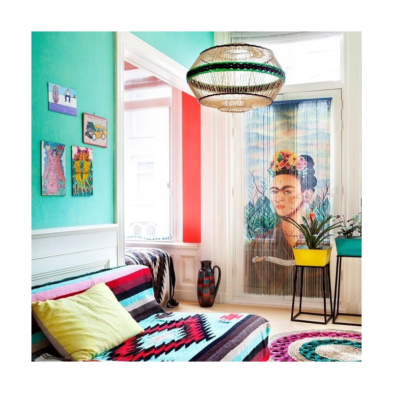 Frida Kahlo Door Curtain