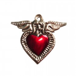 Small sacred heart Angel