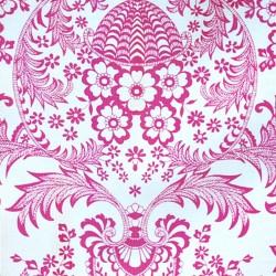 Pink Eden oilcloth