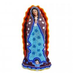 Virgen de Guadalupe Huichol