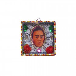 Frida Tehuana Mini shrine