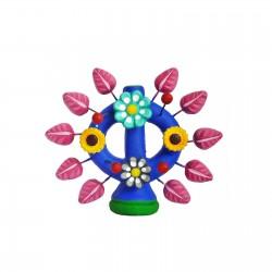Arbol de la vida mini Rosa