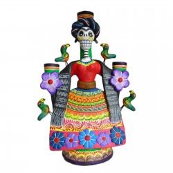 Muerte Frida candlestick