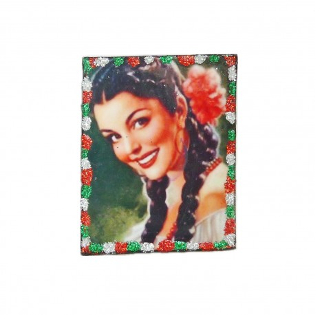 Magnet Pin up mexicaine