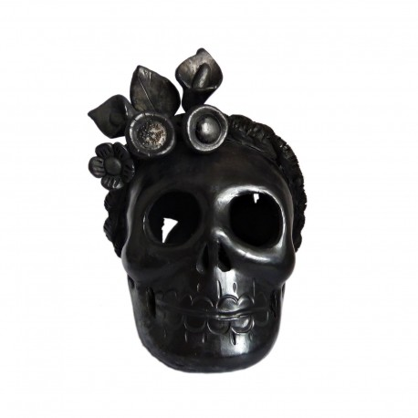 Large Barro Negro skull