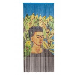 Frida with Bonito Door curtain