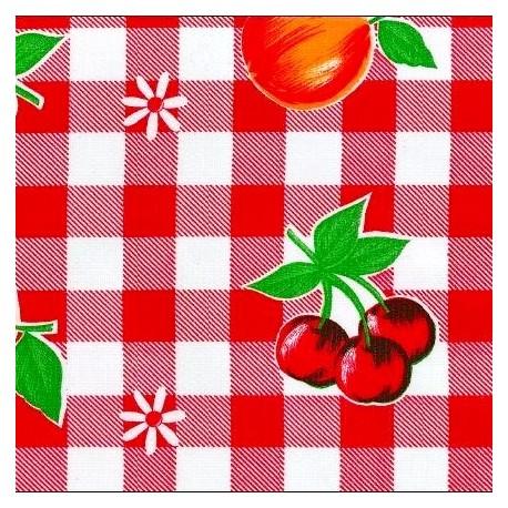 Hule Frutal Rojo