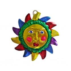 Figura de hojalata Sol