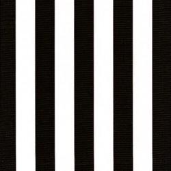 Black Rayas Oilcloth