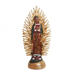 Small Virgin of Guadalupe