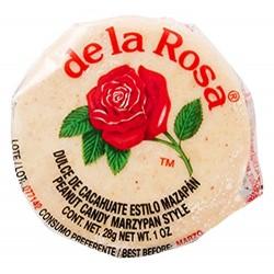 Bonbon Mazapan de la Rosa