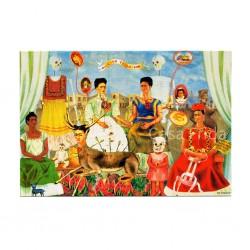 Carte postale Las Fridas