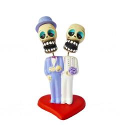 Couple mariés gay