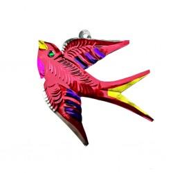 Swallow Tin ornament