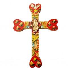 Croix Vierge de Guadalupe