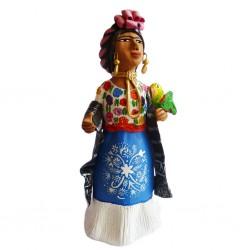 Figura Frida con Loro