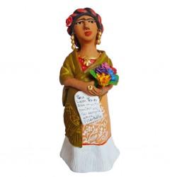 Frida con Carta Figure