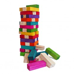 Juego Torre de madera