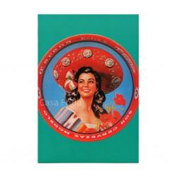 Charrita Postcard