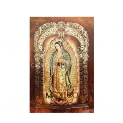 Virgin od Guadalupe Postcard
