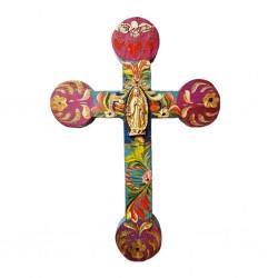 Virgin of Guadalupe Cross