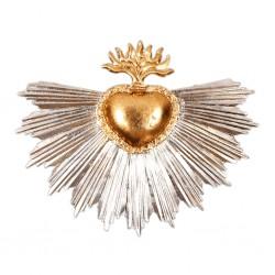 Radiant sacred heart