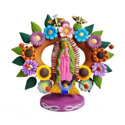 Arbol de la vida Guadalupe Morado