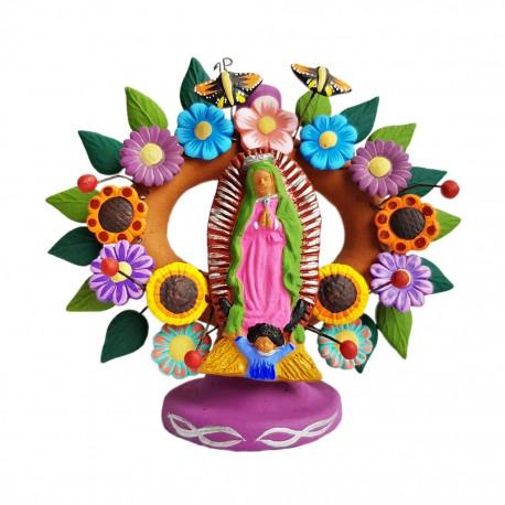Arbre de vie Guadalupe Violet